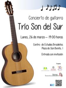 Centro de Estudios Brasileños Son del Sur Salamanca Marzo 2018