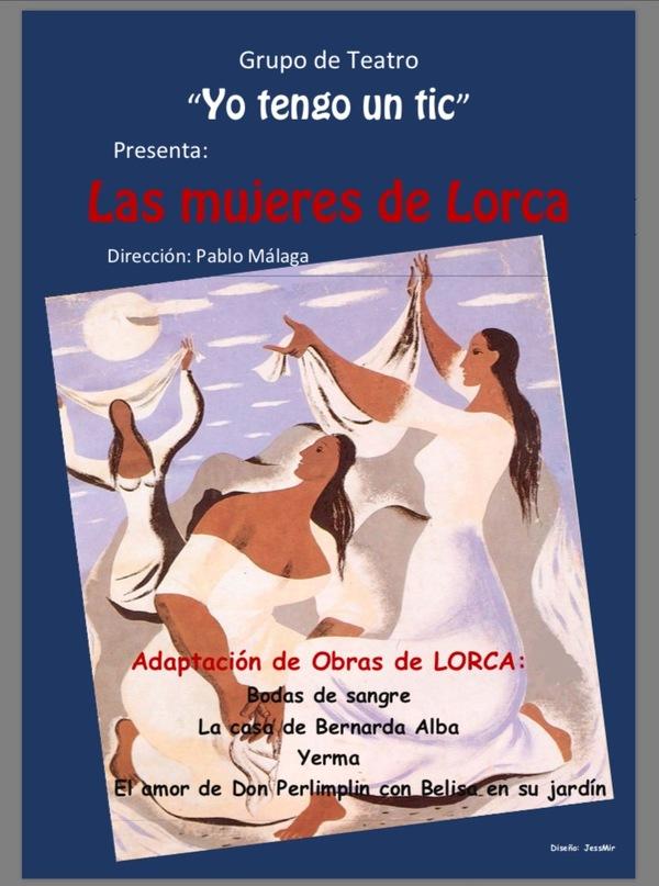Museo de Art Nouveau y Art Déco Casa Lis Yo Tengo un Tic Las mujeres de Lorca Salamanca Abril 2018