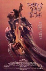 Cines Van Dyck Tormes Prince sign'o' the times Santa Marta de Tormes Abril 2018