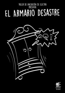 Espacio Almargen El armario desastre Salamanca Mayo 2018