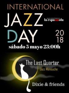 La Espannola The Last Quarter Salamanca Mayo 2018