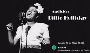 Ramal Audición Billie Holliday Salamanca Mayo 2018