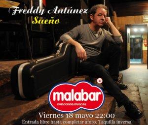 Malabar Freddy Antúnez Salamanca Mayo 2018