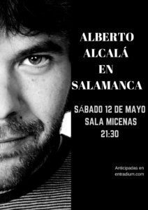 Sala Micenas Adarsa Alberto Alcalá Salamanca Mayo 2018