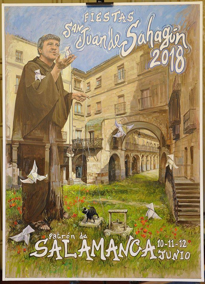 Fiestas de San Juan Salamanca Junio 2018
