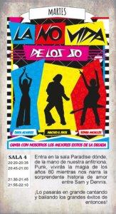 La Malhablada La movida de los 80 Salamanca Junio 2018