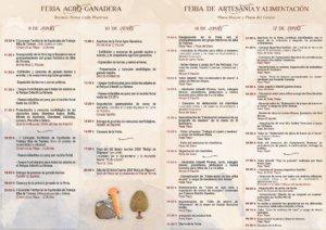 Alba de Tormes Feria de Artesanía y Alimentación Junio 2018