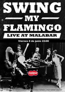 Malabar Swing my Flamingo Salamanca Junio 2018