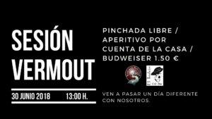 Café Bar El Truhán Sesión Vermut Salamanca Junio 2018