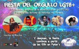 Baobar Fiesta del Orgullo LGTB+ Salamanca Junio 2018
