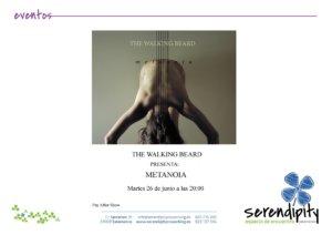 Serendípity The Walking Beard Salamanca Junio 2018