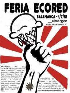 Espacio Almargen Feria Ecored Salamanca Julio 2018