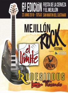 San Martín del Castañar VI Mejillón Rock Festival Junio 2018