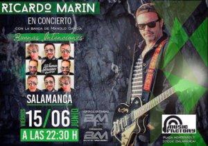 Music Factory Ricardo Marín Salamanca Junio 2018