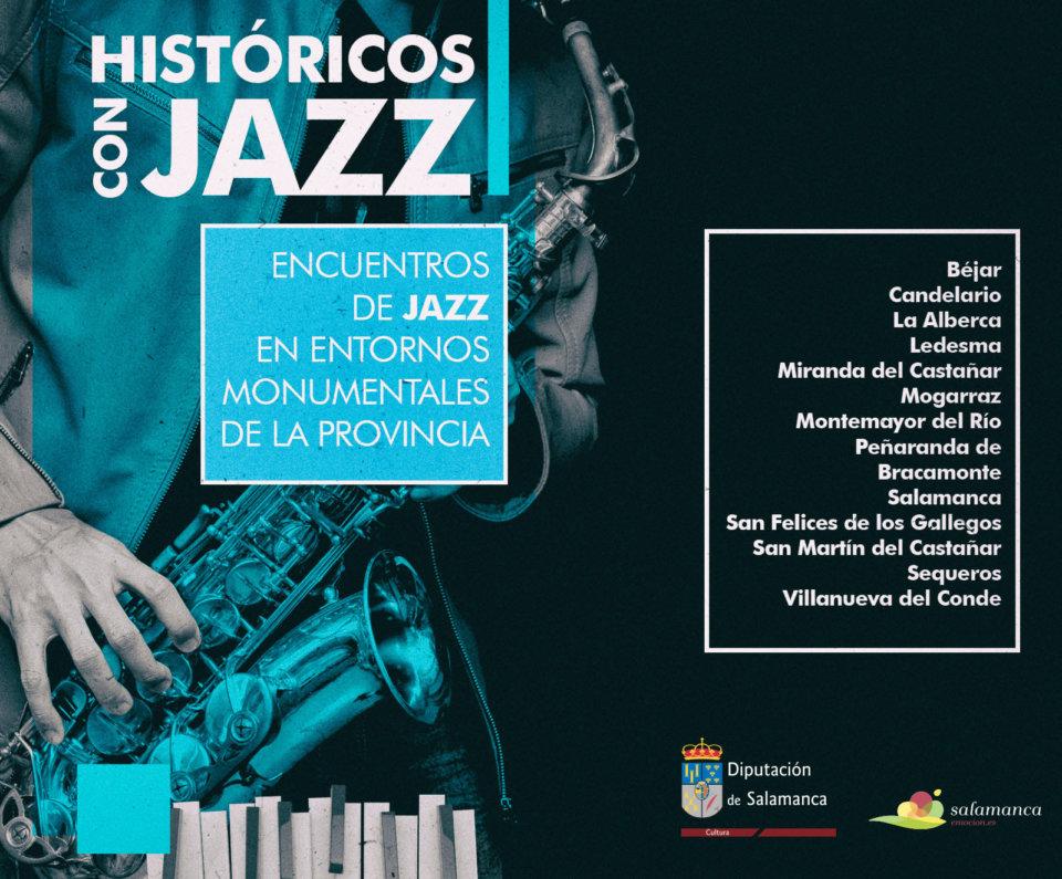 Históricos con Jazz 2018