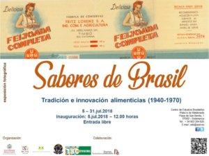 Centro de Estudios Brasileños Sabores de Brasil Salamanca Julio 2018