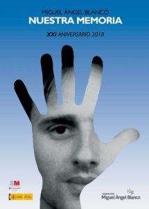 Plaza Mayor XXI Aniversario Miguel Ángel Blanco Salamanca Julio 2018