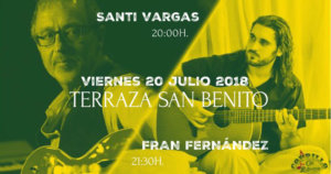 Café Corrillo XXXV Aniversario Salamanca Julio 2018