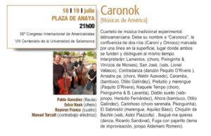 Plaza de Anaya Caronok Plazas y Patios Salamanca Julio 2018