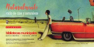 Torrente Ballester Ciclo de Cine y Naturaleza Salamanca Julio agosto 2018