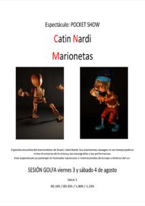 La Malhablada Pocket show Sesión Golfa Salamanca Agosto 2018