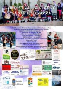 El Payo VIII Festival Folclórico La Sartén Charra Agosto 2018