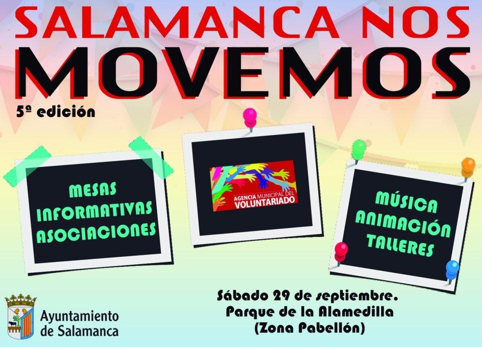 Salamanca V Encuentro Salamanca nos Movemos Septiembre 2018