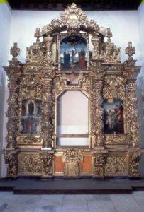 Museo de Salamanca Pieza del Mes Retablo de Buenavista Agosto septiembre 2018