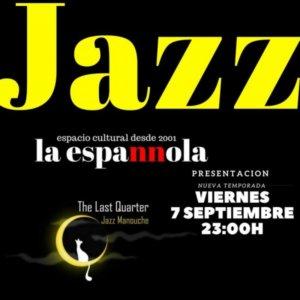 La Espannola The Last Quarter Salamanca de Noche Septiembre 2018