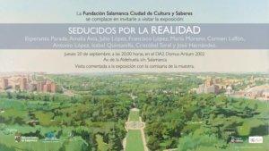 Domus Artium 2002 DA2 Seducidos por la realidad Salamanca 2018-2019