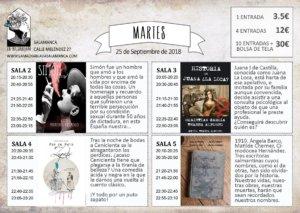 La Malhablada I Festival de Microteatro 25 de septiembre de 2018 Salamanca