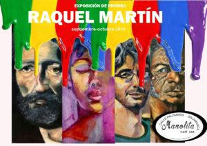 Manolita Café Bar Raquel Martín Salamanca Septiembre octubre 2018