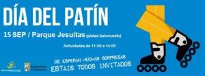 Ferias y Fiestas 2018 Día del Patín Salamanca Septiembre