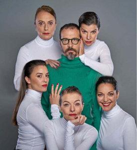 Teatro Liceo Todas las mujeres Salamanca Octubre 2018