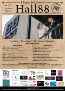 Hall 88 I Feria de la Boda Salamanca Octubre 2018