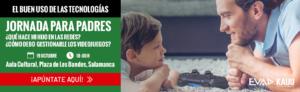 Aula Cultural Videojuegos. El buen uso de las tecnologías Salamanca Octubre 2018