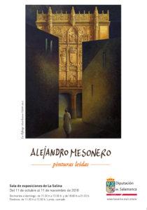 La Salina Alejandro Mesonero Salamanca Octubre noviembre 2018