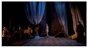 Teatro Liceo 24 horas en la vida de una mujer Salamanca Diciembre 2018