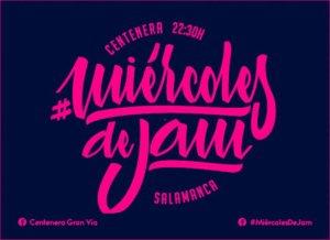Centenera Miércoles de Jam Salamanca 2018-2019