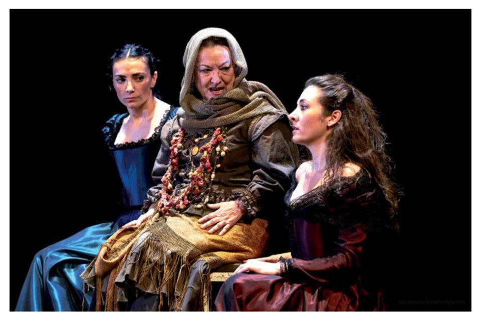 Teatro Liceo El caballero de Olmedo Salamanca Noviembre 2018