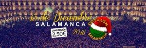 Salamanca Nochevieja Universitaria Diciembre 2018