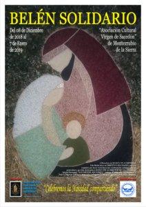 Monterrubio de la Sierra Belén Solidario Diciembre 2018 enero 2019