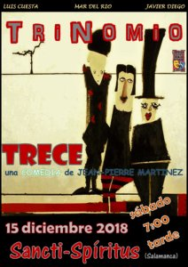Sancti Spíritus TriNomio Artes Escénicas Diciembre 2018