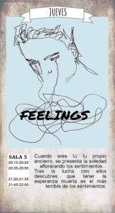 La Malhablada Feelings Salamanca Diciembre 2018