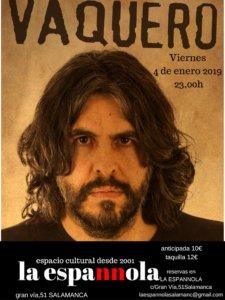 La Espannola Vaquero Salamanca Enero 2019