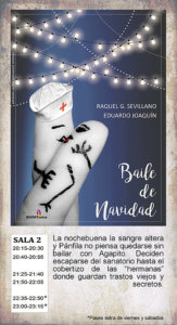 La Malhablada Baile de Navidad Salamanca Diciembre 2018