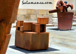 La Salina Patio Ignacio Villar Contrastes Salamanca Diciembre 2018 enero 2019