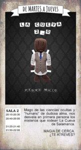 La Malhablada La cueva 2.0 Salamanca Enero 2019