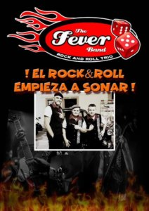 The Molly's Cross The Fever Band Salamanca Febrero 2019