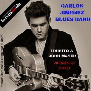 La Espannola Carlos Jiménez Blues Band Salamanca Febrero 2019
